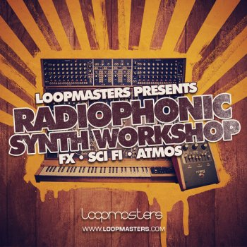 Сэмплы Loopmasters Radiophonic Synth Workshop (MULTiFORMAT)