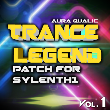Пресеты Aura Qualic-source Trance Legend Patch for Sylenth1 Vol 1