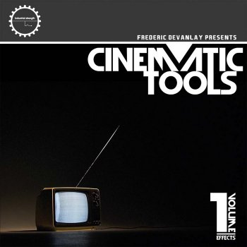Сэмплы Industrial Strength Records - Cinematic Tools (MULTiFORMAT)