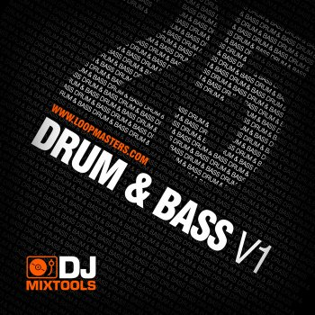Сэмплы Loopmasters DJ Mixtools 25: Drum & Bass Vol 1 (WAV)