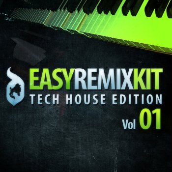 Сэмплы Delectable Records Easy Remix Kit Vol 1 - Tech House Edition (WAV/REX2)
