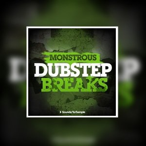 Сэмплы Sounds To Sample - Monstrous Dubstep Breaks (WAV)