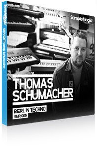 Сэмплы Sample Magic Thomas Schumacher: Berlin Techno