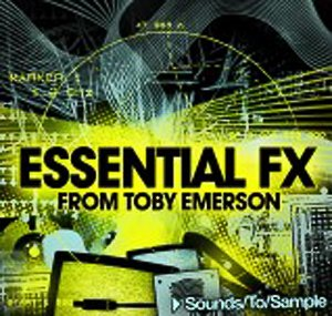 Сэмплы эффектов Sounds To Sample Essential FX Vol 1 (WAV)