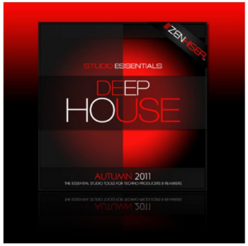 Сэмплы Zenhiser Studio Essentials Deep House (WAV)