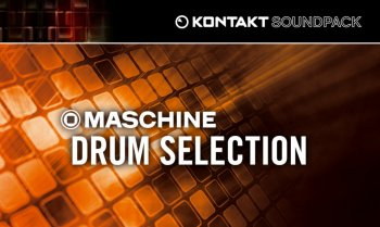 Библиотека сэмплов ударных Native Instruments Maschine Drum Selection (KONTAKT)