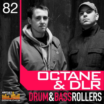 Сэмплы Loopmasters Octane & DLR: Drum & Bass Rollers (MULTiFORMAT)