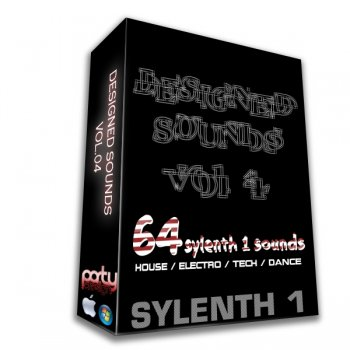 Пресеты Party Design Designed Sounds for Sylenth1 Vol 4