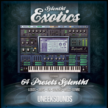 Пресеты Uneek Sounds Sylenth1 Exotics