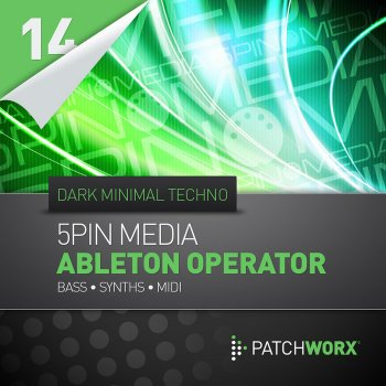 Пресеты 5Pin Media - Dark Minimal Techno - Ableton Operator Presets