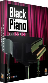 Сэмплы пианино Rafik Loops Black Piano Collection (MULTiFORMAT)
