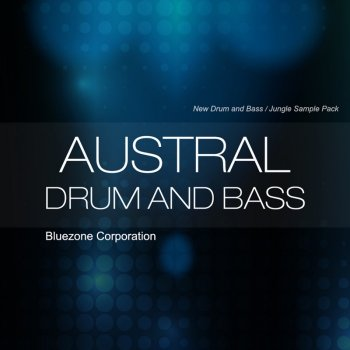 Сэмплы Bluezone Corporation Austral Drum and Bass (WAV)