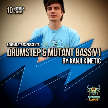Сэмплы Kanji Kinetic Drumstep & Mutant Bass Vol 1 (Dubstep) (MULTiFORMAT)
