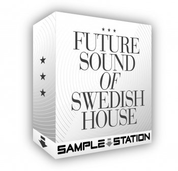 Сэмплы Sample Station Future Sound of Swedish House (WAV/REX)