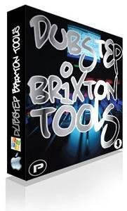 Сэмплы Producer Pack - Dubstep Brixton Tools (WAV)