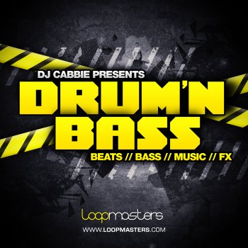 Сэмплы Loopmasters DJ Cabbie Presents Drum And Bass