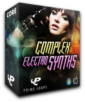 Сэмплы Prime Loops - Complex Electro Synths (WAV)