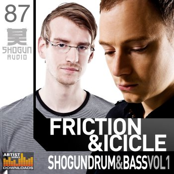 Сэмплы Loopmasters Friction & Icicle - Shogun Audio Drum And Bass Vol. 1