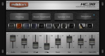 Mildon HC38 Headphone Calibrator VST v1.0