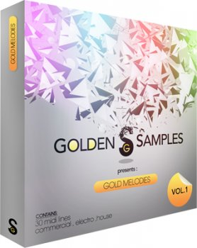 Golden Samples Gold Melodies Vol 1 (MIDI файлы)