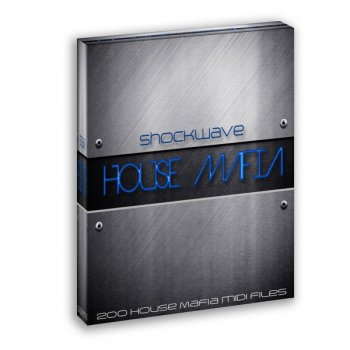 Shockwave House Mafia Bundle Vol 1 (MIDI файлы)