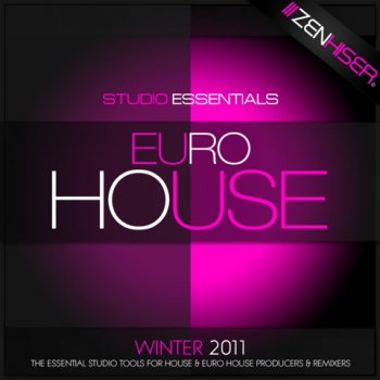 Сэмплы Zenhiser Studio Essentials - Euro House (WAV)