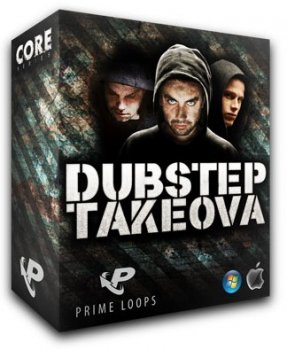 Сэмплы Prime Loops - Dubstep Takeova (WAV)