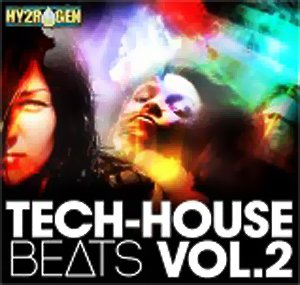 Сэмплы Hy2rogen Tech House Beats Vol 2 (WAV)