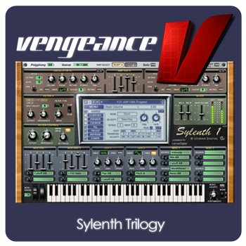 Набор пресетов - Vengeance Sylenth Trilogy Vol 1-4