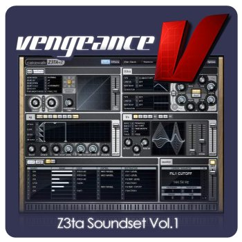 Пресеты Vengeance Z3TA Plus Soundset Vol 1