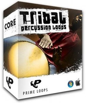 Сэмплы перкуссии - Prime Loops - Tribal Percussion Loops (WAV)
