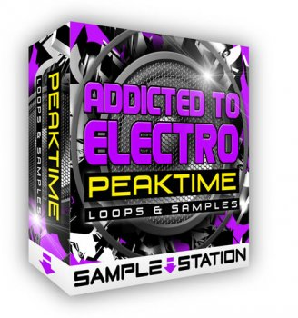Сэмплы Sample Station Addicted To Electro (WAV/REX2)