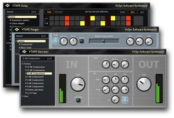 VirSyn Plugins Pack 10.1.2012