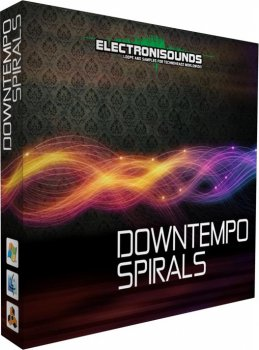 Сэмплы ElectroniSounds - Downtempo Spirals