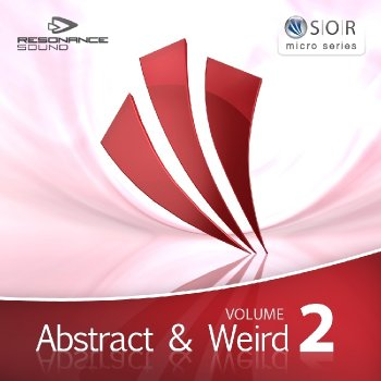 Сэмплы эффектов - Resonance Sound SOR Abstract and Weird Vol 2