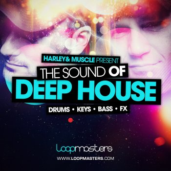Сэмплы Loopmasters Harley & Muscle: The Sound Of Deep House