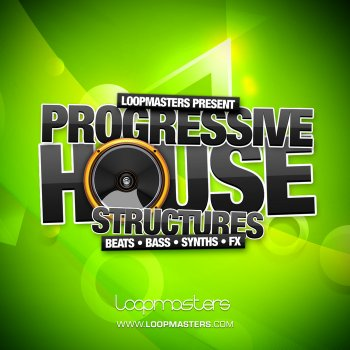 Сэмплы Loopmasters Progressive House Structures