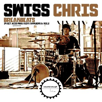 Сэмплы ударных - Industrial Strength Chris Swiss Breakbeats