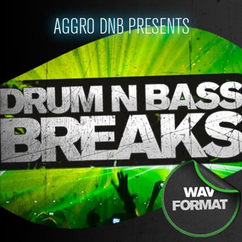 Сэмплы Aggro Presents - 'Drum and Bass Breaks (WAV)