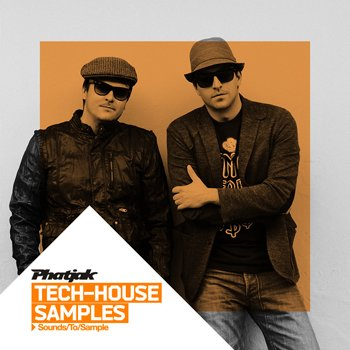 Сэмплы Sounds To Sample Phatjak: Tech-House Samples