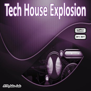 Сэмплы NTS Audio Labs - Tech House Explosion