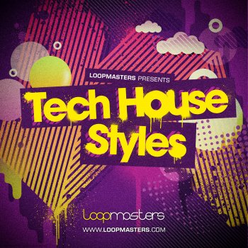 Сэмплы Loopmasters - Tech House Styles