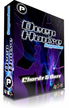 Producerpack Deep House Progressions Chords & Bass (WAV/MIDI)