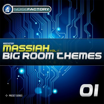 Пресеты Noisefactory Massiah Vol.1 - Big Room Themes