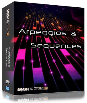 Сэмплы Smash Up The Studio Arpeggios & Sequence