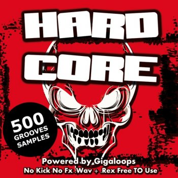 Сэмплы Giga Loops - 500 Hard Core Loops (WAV/REX)