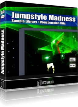 Сэмплы NTS Audio Labs - Jumpstyle Madness (WAV)