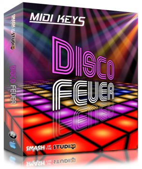 MIDI файлы - Smash Up The Studio - MIDI Keys Disco Fever