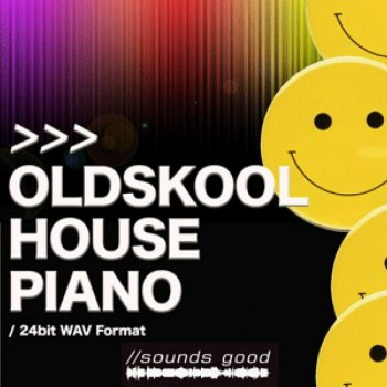 Сэмплы Sound Good Old Skool House Piano