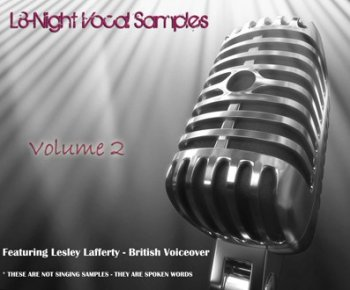 Сэмплы вокала - L8 Night Records - Vocal Samples Spoken Vocal Samples Vol 2